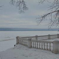 Зимний пейзаж :: Anton Lavrentiev