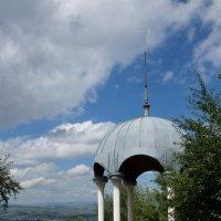 храм воздуха в Кисловодске :: Игорь Kуленко