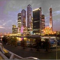 Вечерняя Москва 1 :: Борис Гольдберг