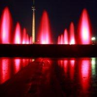 фонтан крови :: Евгений Григорьев
