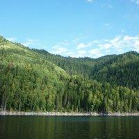 Саяно - Шушенское водохранилище :: юрий Амосов