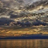 Рисунок неба (Ольхон) :: Павел Сухоребриков