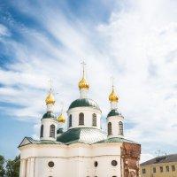 Федоровский храм, Углич :: Антон Лебедев