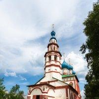 Корсунская церковь, Углич :: Антон Лебедев