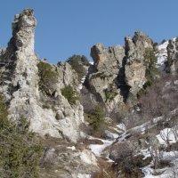 Перевал Акшуран  (белый верблюд). :: Виктор Осипчук