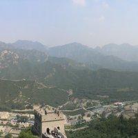 Великая Китайская стена :: Kamyshlov Victor