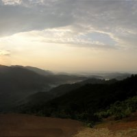 Восход - на перевале ,Вьетнам :: Kamyshlov Victor