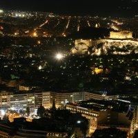 Ночные Афины :: esadesign Егерев