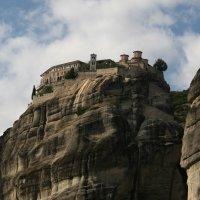 Монастырь на скале :: esadesign Егерев