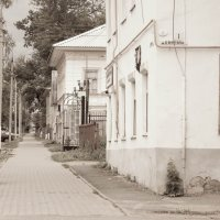 Старая улица :: Сергей Францев