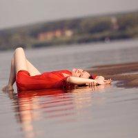поцелуй солнца... :: Ольга Енаева