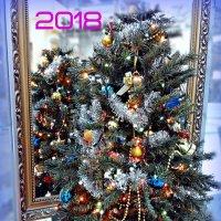 Всех с наступающим Рождеством и Новым годом ! :: Марина Харченкова