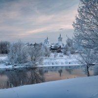 Морозец... :: Roman Lunin