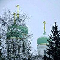 Купола. :: Михаил Столяров