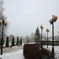 Зимний пейзаж. :: Михаил Столяров