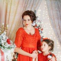мама и дочка :: Ярослава Бакуняева