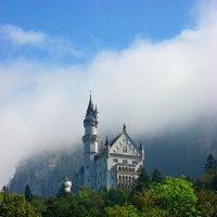 Воздушный замок :: Марина Лукина