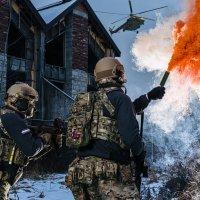 эвакуация :: Лев Сергеев