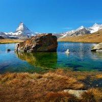 Эта осень в горах, как одно волшебство... :: Elena Wymann