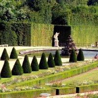 В парках Версаля :: Ольга
