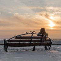 Одиночество :: Сергей Добрыднев