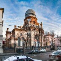хоральная синагога :: юрий карпов