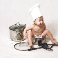 поварёнок :: Михаил Макаров