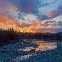 Краски вечернего заката :: Анатолий Иргл
