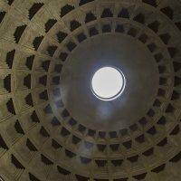 Купол Пантеона изнутри :: leo yagonen