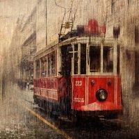 Дождь в Стамбуле :: Анна Корсакова