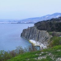 Зима на море Черном :: Переменка Переменка
