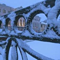 зимний мост :: Елена