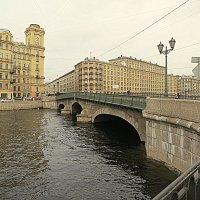 Измайловский мост. :: Валентина Жукова