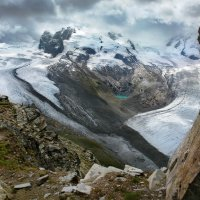 улыбка ледника :: Elena Wymann