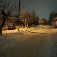 _всем Доброй ночи! :: Александр Ещенко
