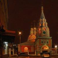 Вечерний храм... :: марк