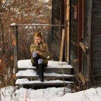 Жди меня и я вернусь, только очень жди... :: Анастасия Гаряева