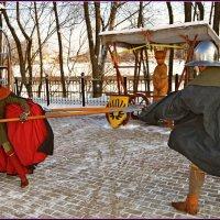 Чтобы не замерзнуть... :: Vladimir Semenchukov