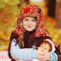 У самовара :: Инна Козырина