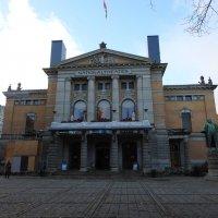 Норвежский национальный театр :: Natalia Harries