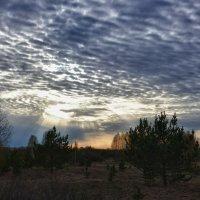 Небесная воронка... :: Светлана Игнатьева