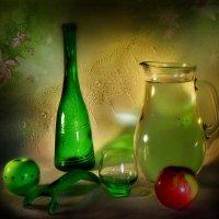 Зеленый с красным акцентом :: Наталия Лыкова