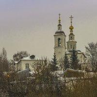 Вознесенкая церковь :: Сергей Цветков