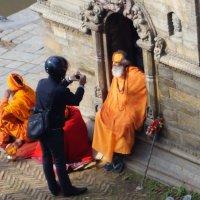 Непал. Встреча двух миров :: Gal` ka
