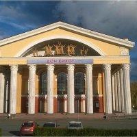 Драм театр  в ПТЗ :: Андрей