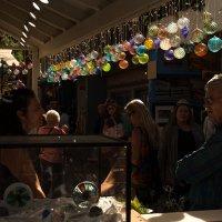 Новогодний базар в Лагуна Бич. :: Ольга