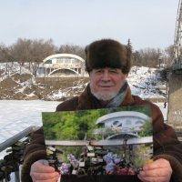 Предназначение поэта - среди зимы увидеть лето! (Михаил Арошенко) :: Алекс Аро Аро