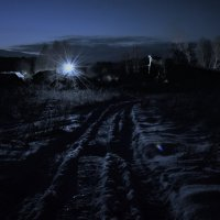 Зимняя дорога :: Иван Рудаков