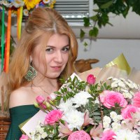 Катя (этюд 1) :: Константин Жирнов