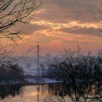 утро. начало декабря :: Александр Прокудин